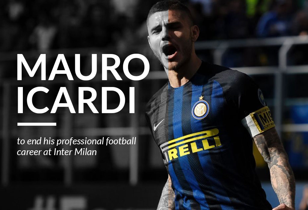 Mauro Icardi career with Inter Milan