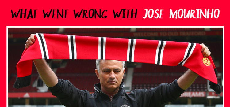 What went wrong with Jose Mourinho bad run at Manchester United
