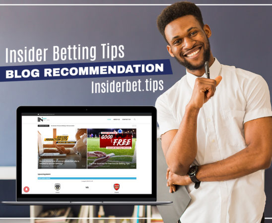 Insider Betting Tips Blog Recommendation Insiderbet.tips